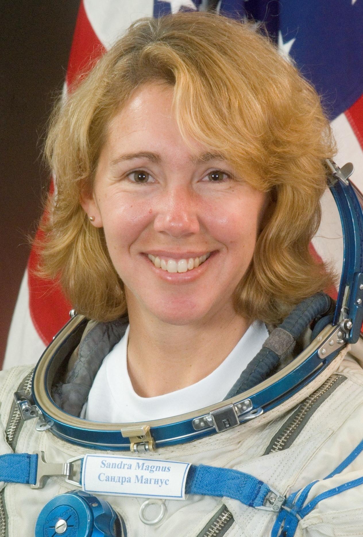 Sandra Magnus (NASA)