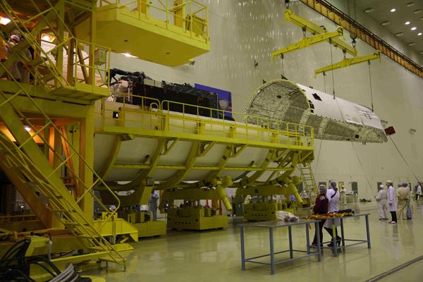 Был введен в эксплуатацию в 1982 году, это аналоговый стандарт спутниковой связи