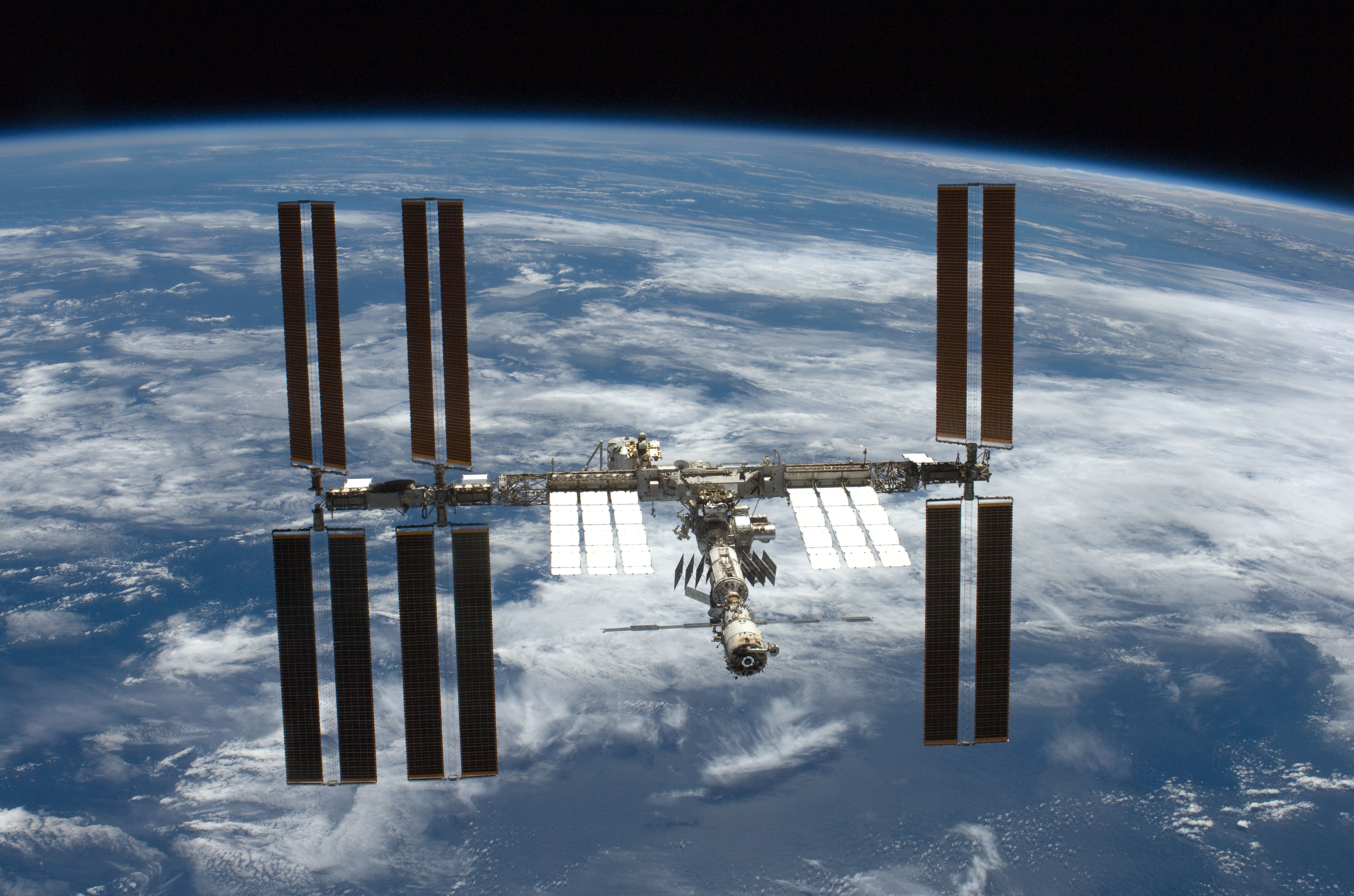 На МКС вышла из строя система удаления углекислого газа